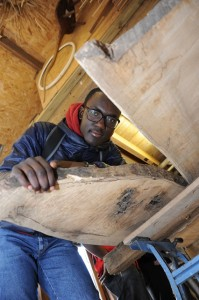 Sustainable carpentry and woodwork course